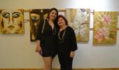 Exposição Natal com Arte do Atelier Josefina Gonçalves