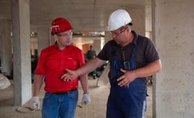 Construção civil tem avanço no segundo semestre de 2020
