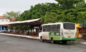 População têm 45 vans circulando todo dia durante greve dos ônibus em Teresina